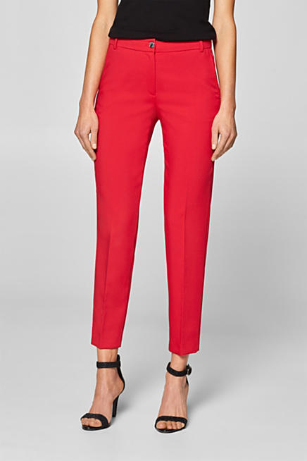 STITCHING Mix + Match strečové kalhoty s ozdobnými švy c3c93aa4e7