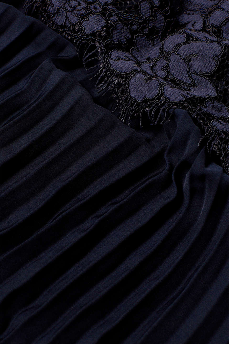 Dresses light woven, NAVY, detail image number 4