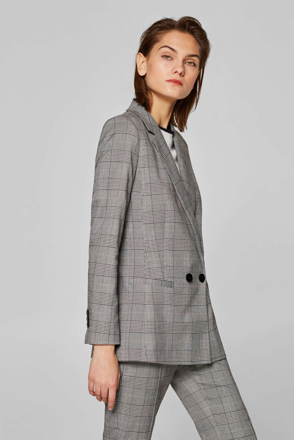 Esprit - RUITEN mix + match stretchblazer