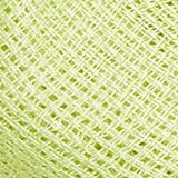 Woven scarf with stripes, CITRUS GREEN, swatch