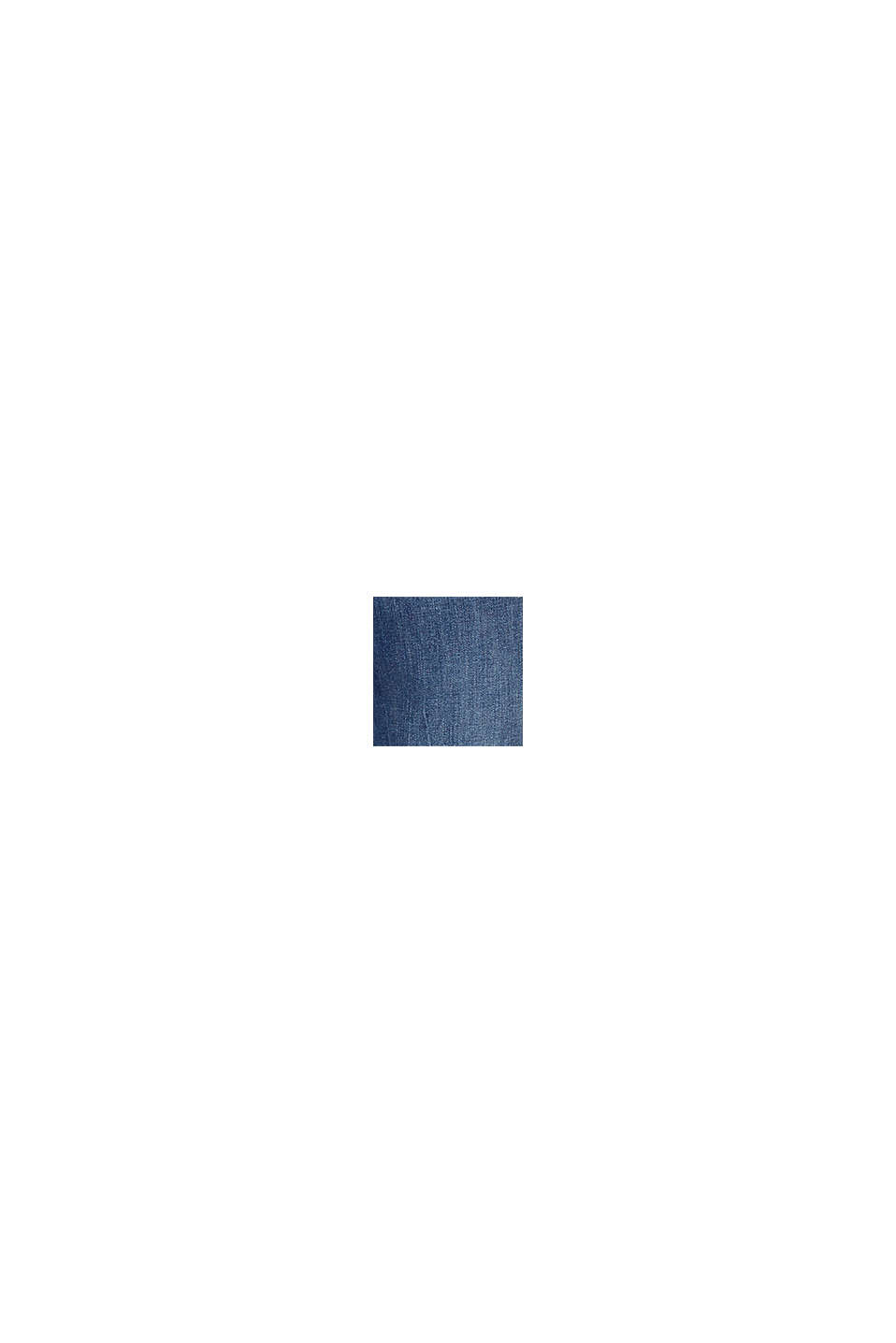 Jeans mit Doppelknopf, BLUE MEDIUM WASHED, swatch