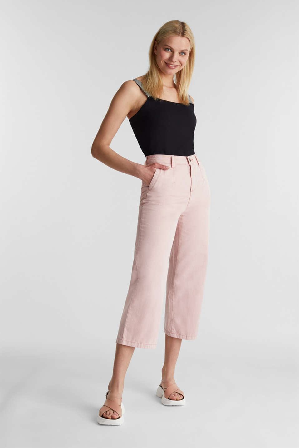 Trousers, BLUSH, detail image number 5