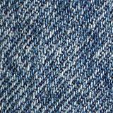 Bleached denim skirt, 100% cotton, BLUE MEDIUM WASH, swatch