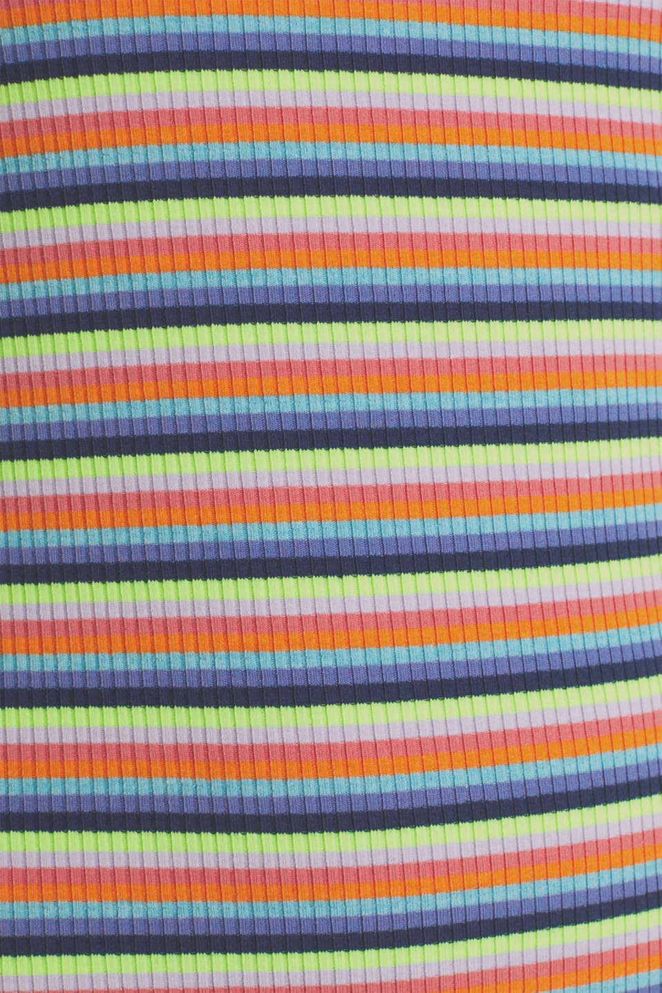 Stretch dress with multi-colour stripes, LILAC, detail image number 4