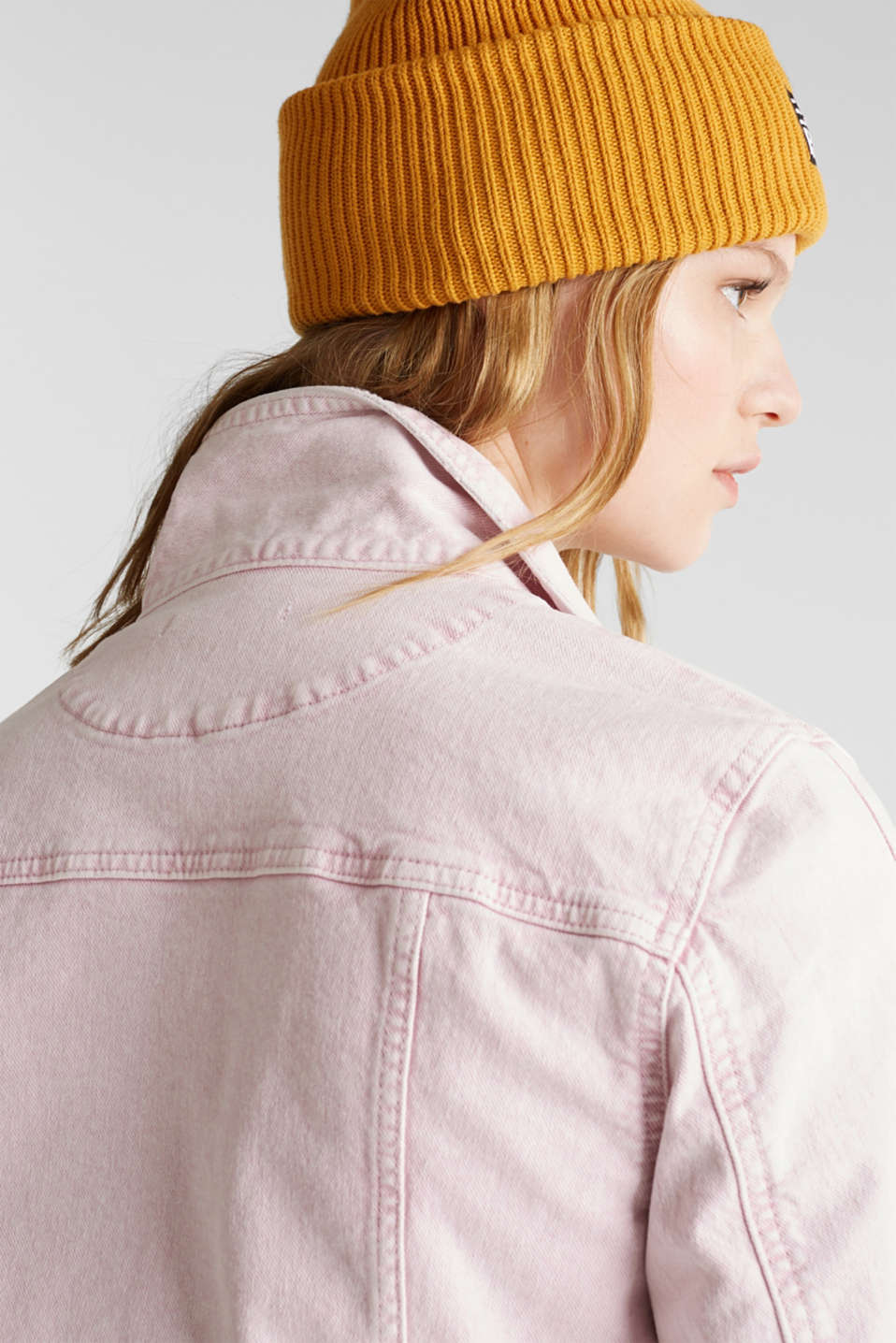 Jackets indoor woven, BLUSH, detail image number 5