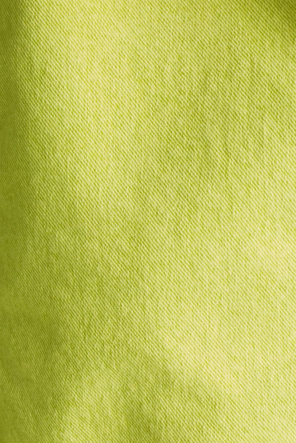 Jackets indoor woven, LIME YELLOW, detail image number 4