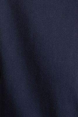 Worker jacket with pockets, 100% cotton, NAVY, detail