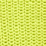 Boxy ribbed jumper, LIME YELLOW, swatch