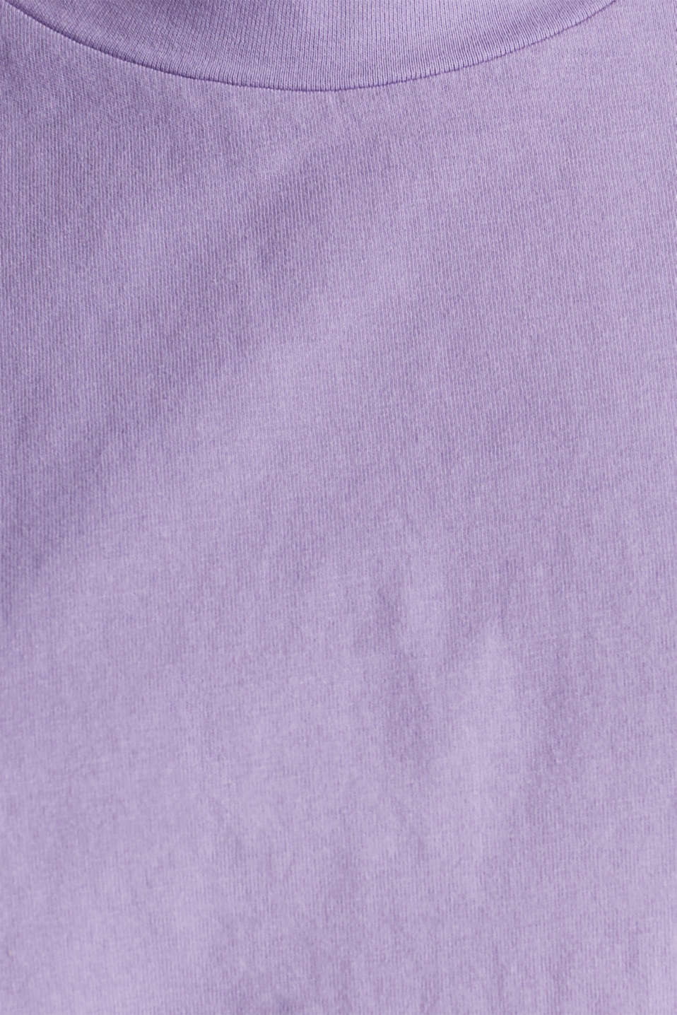 Loose T-shirt in 100% cotton, LILAC 4, detail image number 4