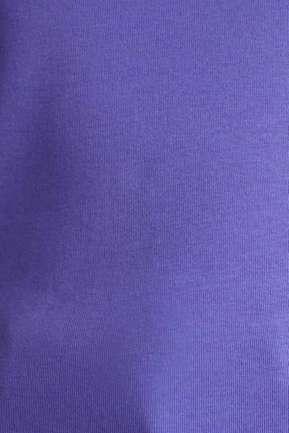 100% cotton T-shirt with contrasting trims, DARK LAVENDER, detail image number 4