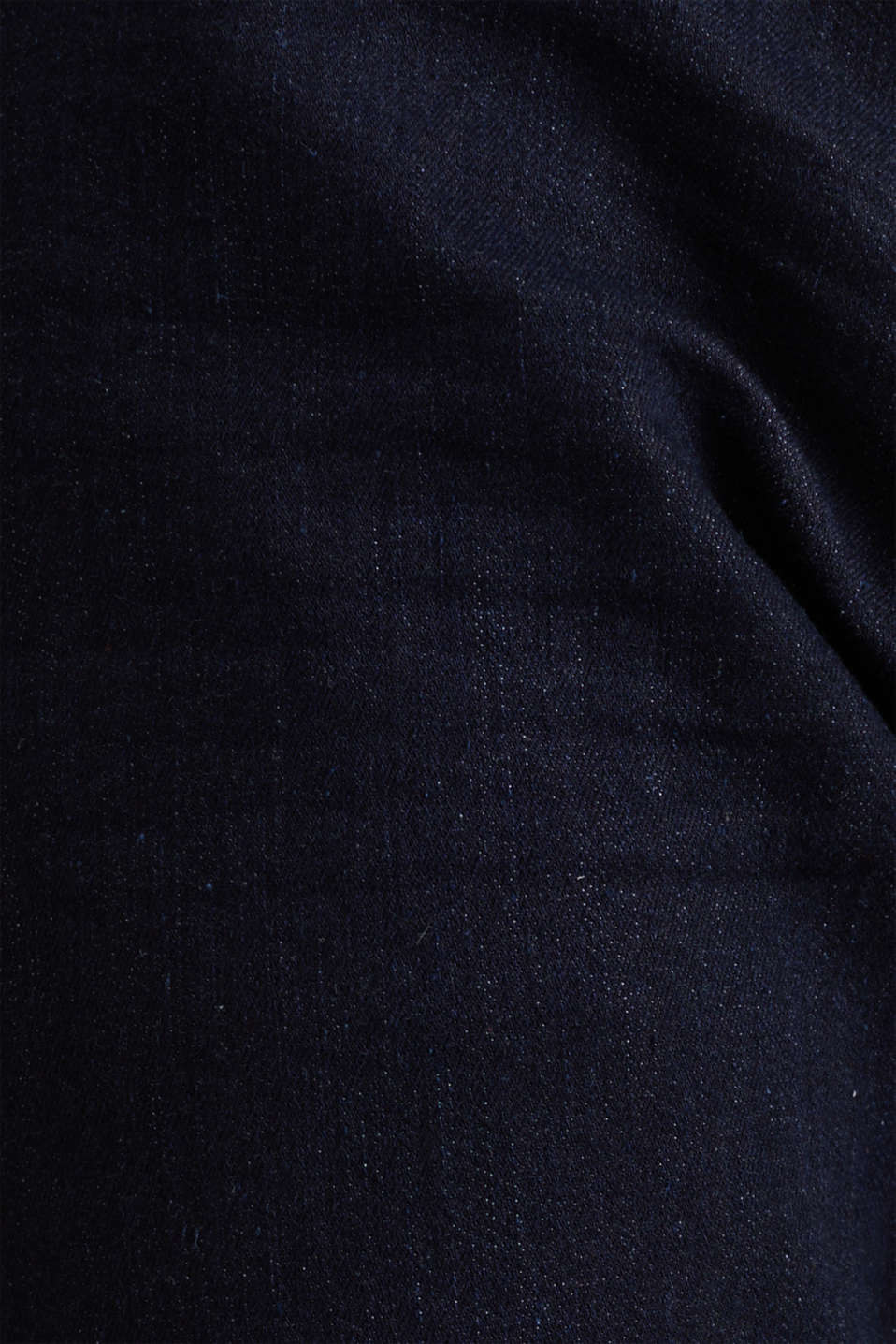 Stretch jeans in a basic design, BLUE RINSE, detail image number 4