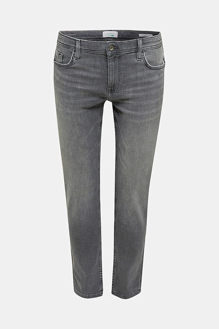 Stretch jeans in a basic design