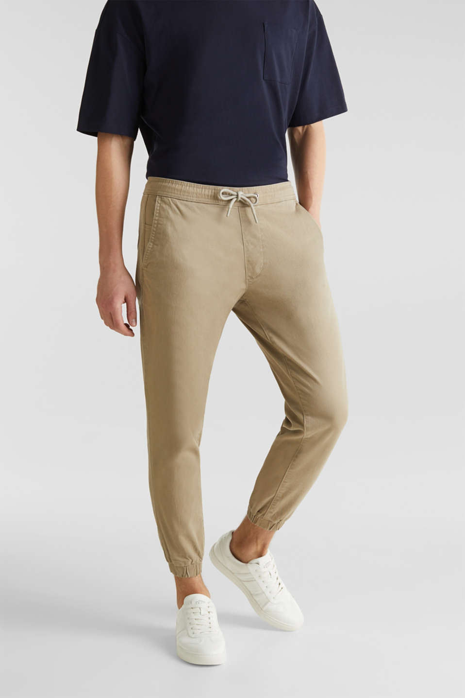 edc - Twill tracksuit bottoms