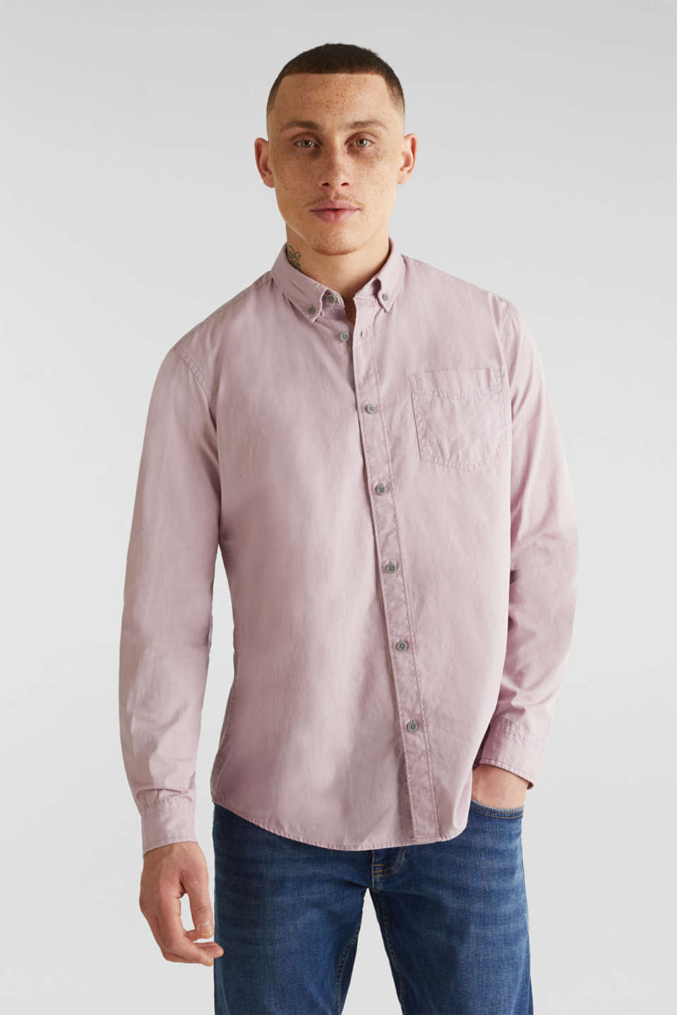 edc - 100% cotton shirt