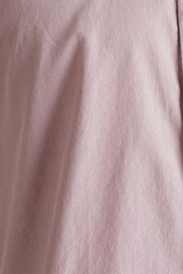 100% cotton shirt, PURPLE 3, detail