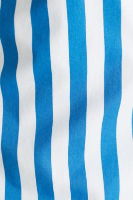 Striped shirt, 100% cotton, BLUE 3, detail