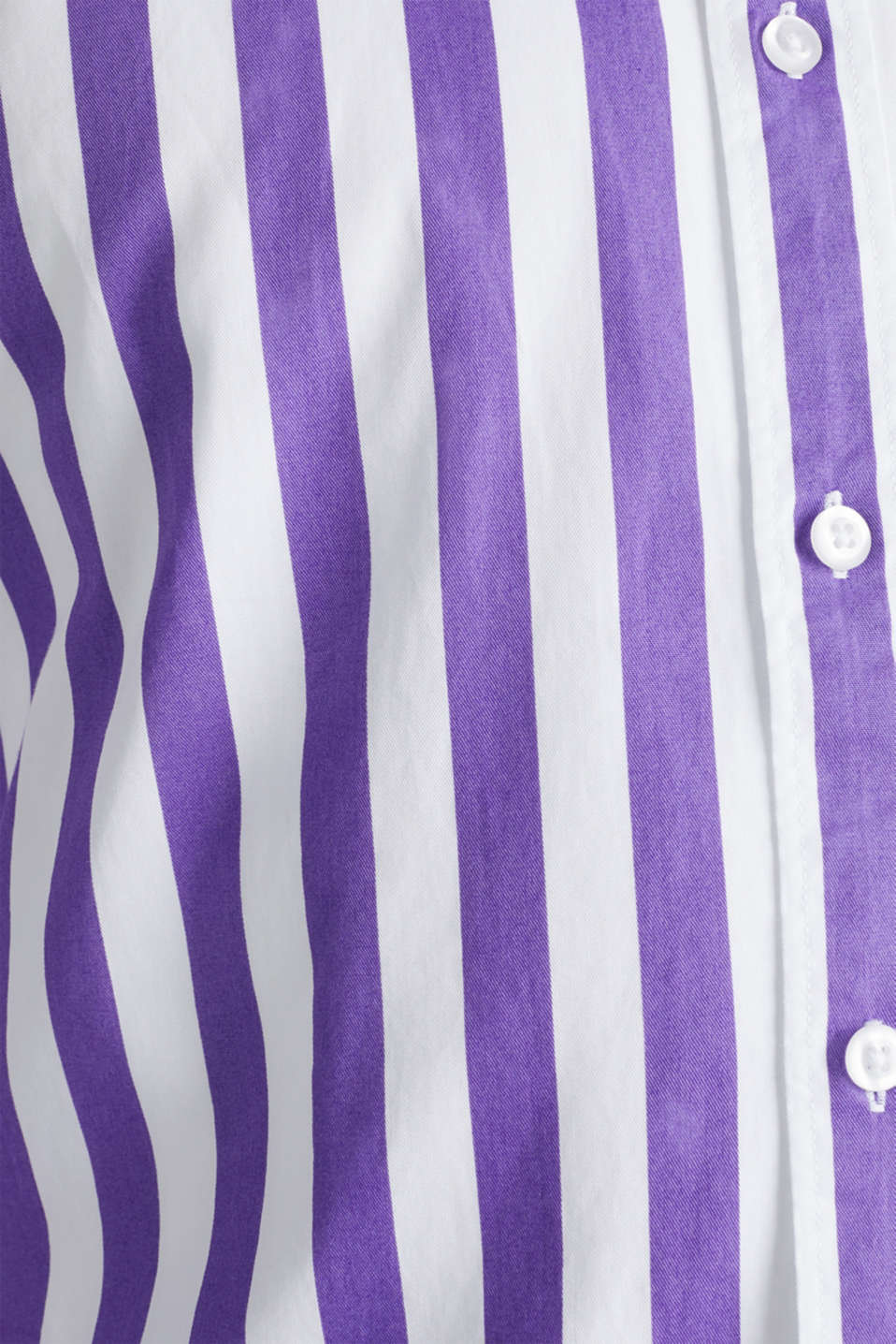 Striped shirt, 100% cotton, PURPLE 3, detail image number 4