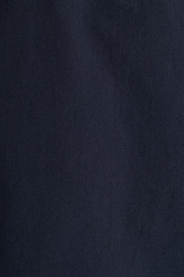Jas van 100% katoen, DARK BLUE, detail image number 5