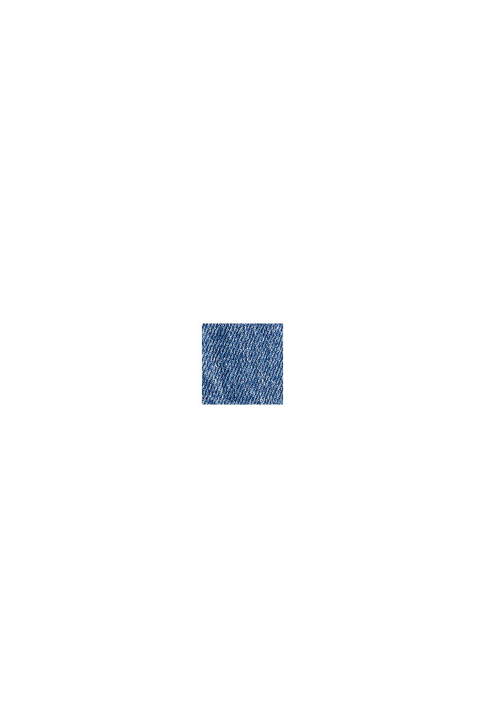 Giacca di jeans con comodo stretch, BLUE LIGHT WASHED, swatch