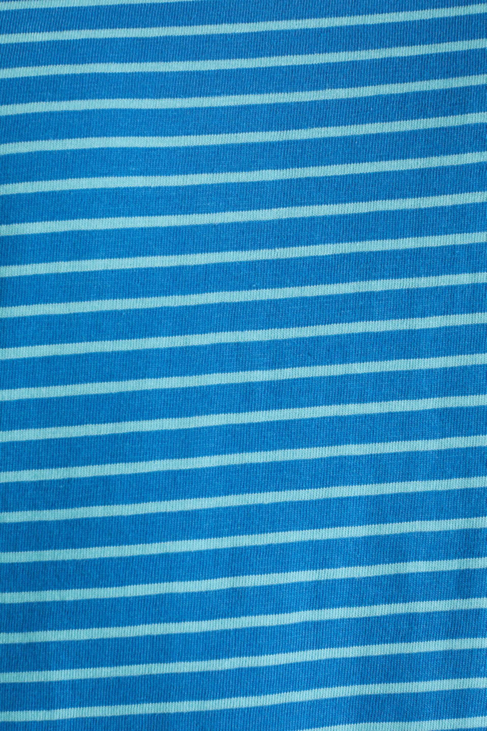 Jersey T-shirt with stripes, 100% cotton, BLUE 3, detail image number 4