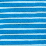 Jersey T-shirt with stripes, 100% cotton, BLUE 3, swatch