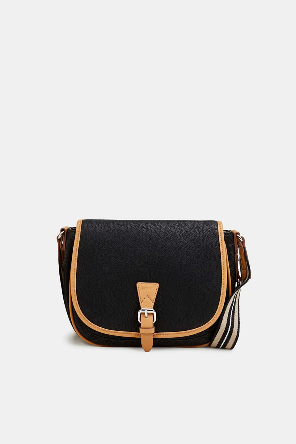 Susie T. shoulder bag, BLACK, detail image number 0