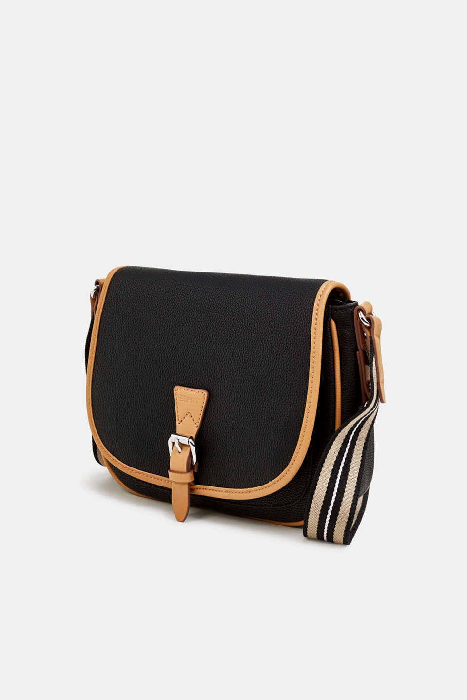 Susie T. shoulder bag, BLACK, detail image number 1