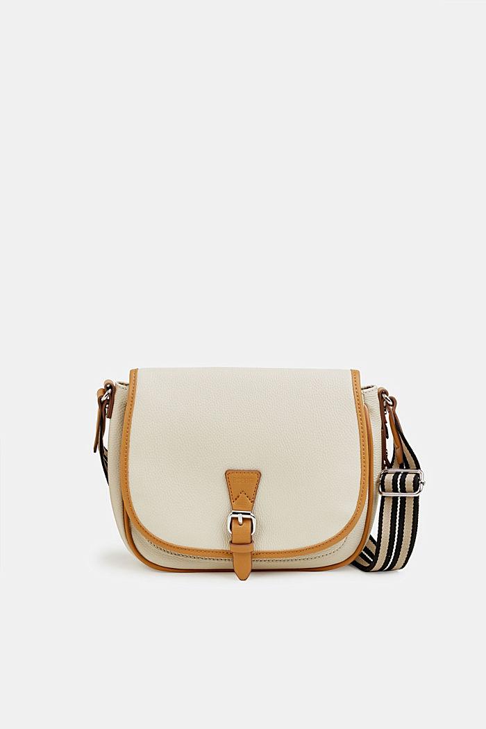 Susie T. shoulder bag, CREAM BEIGE, detail image number 0