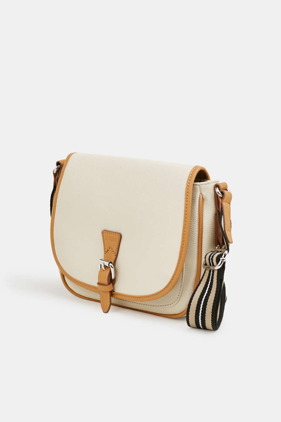 Susie T. shoulder bag, CREAM BEIGE, detail image number 2