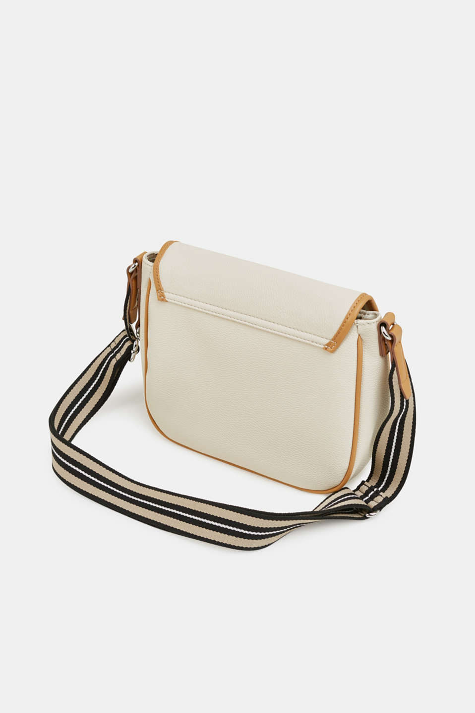 Susie T. shoulder bag, CREAM BEIGE, detail image number 5