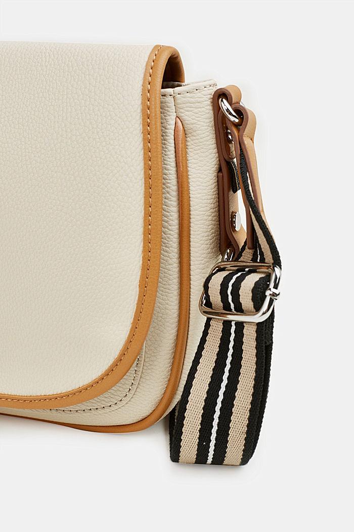 Susie T. shoulder bag, CREAM BEIGE, detail image number 6