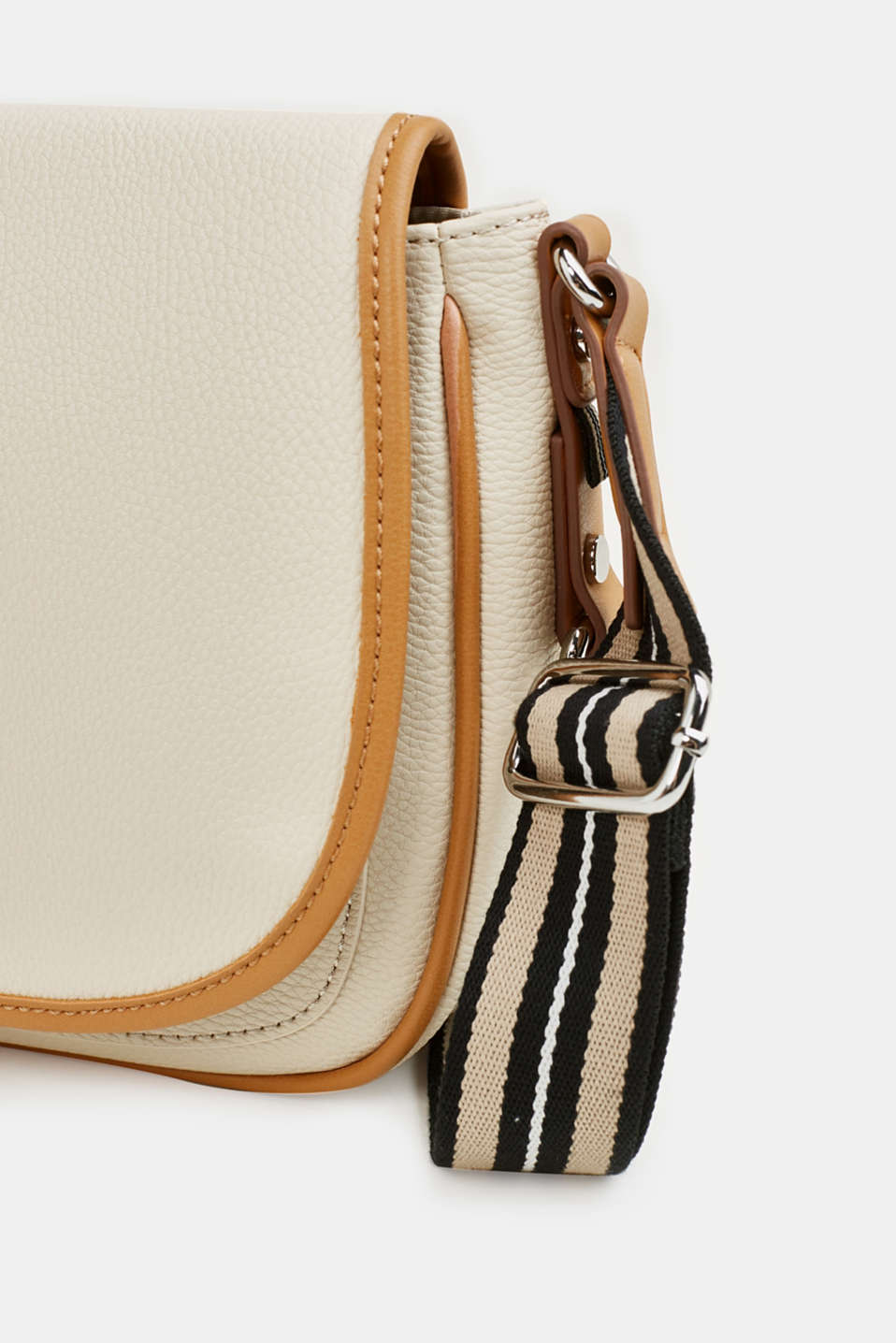 Susie T. shoulder bag, CREAM BEIGE, detail image number 6