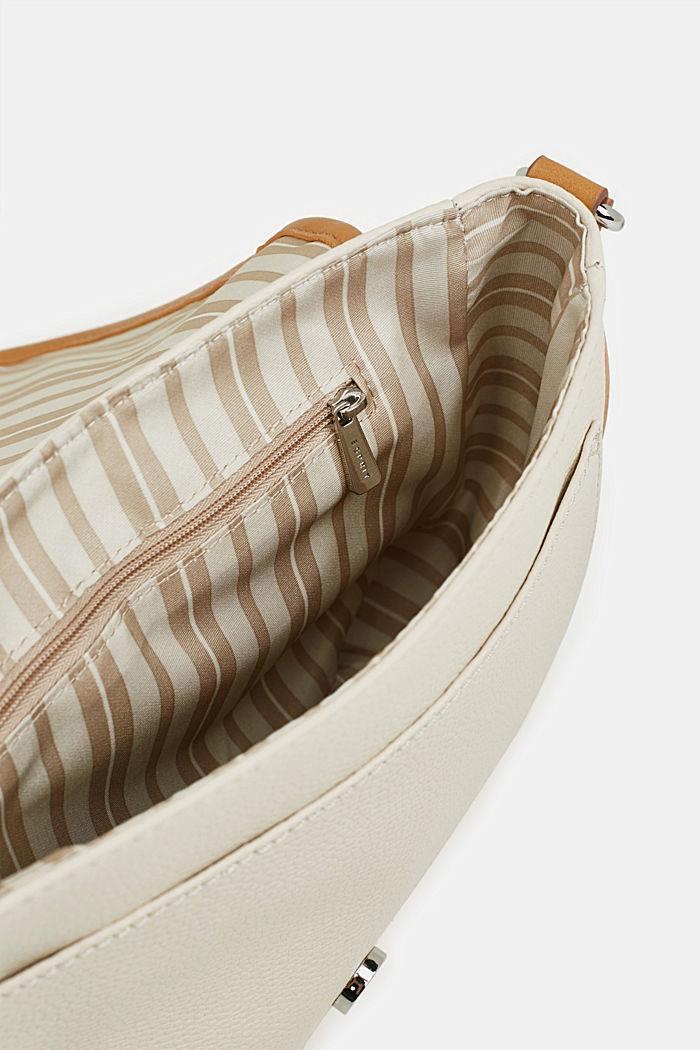 Susie T. shoulder bag, CREAM BEIGE, detail image number 4