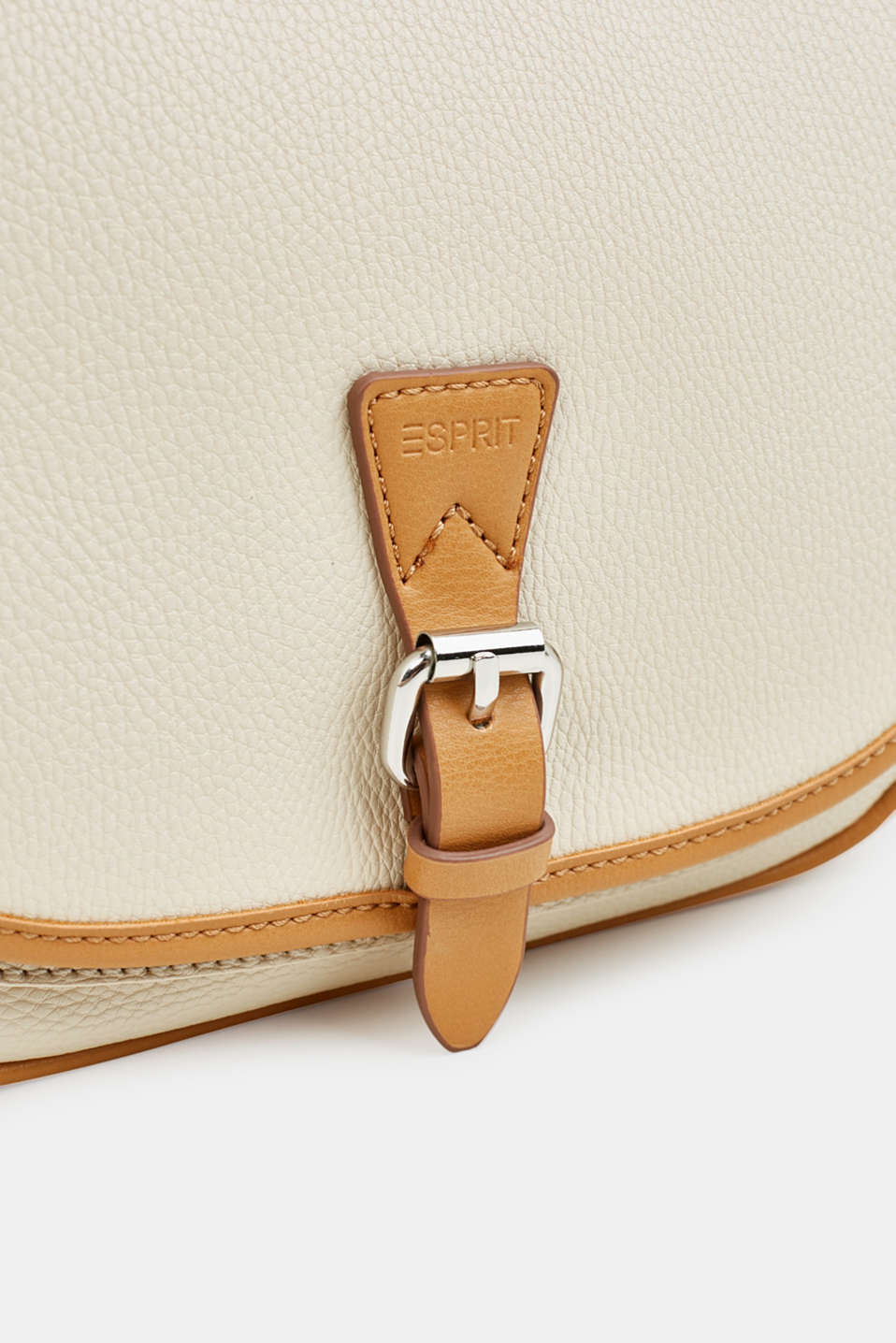 Susie T. shoulder bag, CREAM BEIGE, detail image number 3