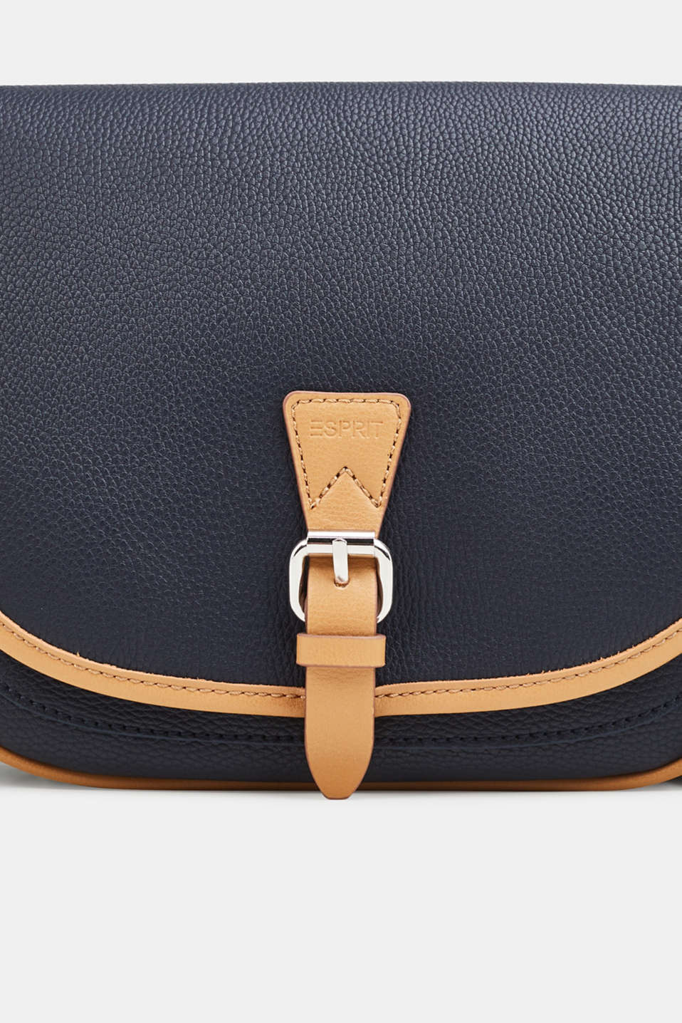 Susie T. shoulder bag, NAVY, detail image number 2