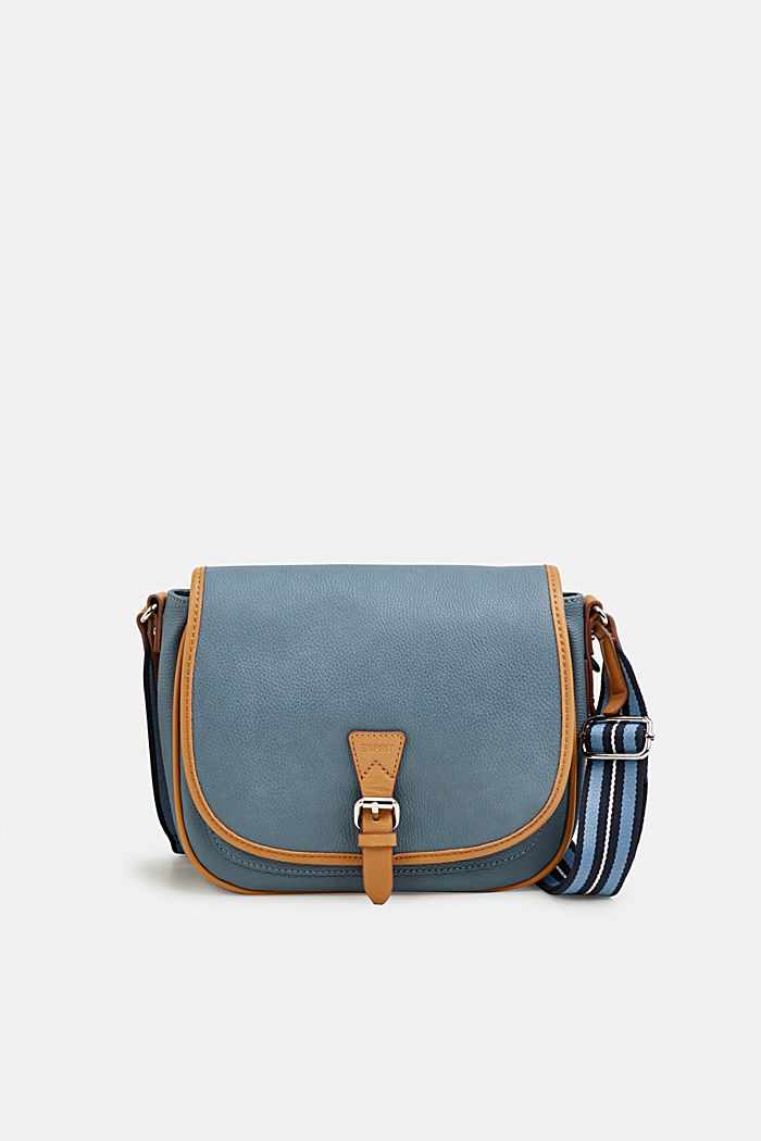 Susie T. shoulder bag, LIGHT BLUE, overview