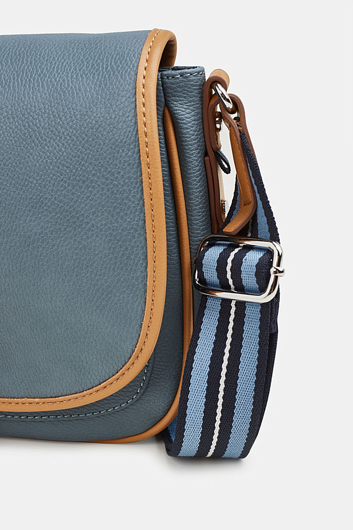 Susie T. shoulder bag, LIGHT BLUE, detail image number 6