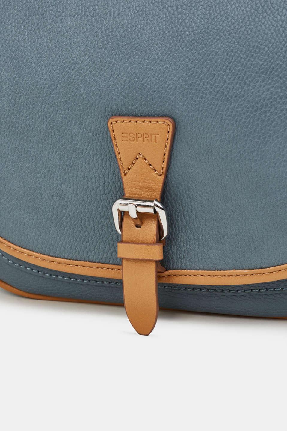 Susie T. shoulder bag, LIGHT BLUE, detail image number 3