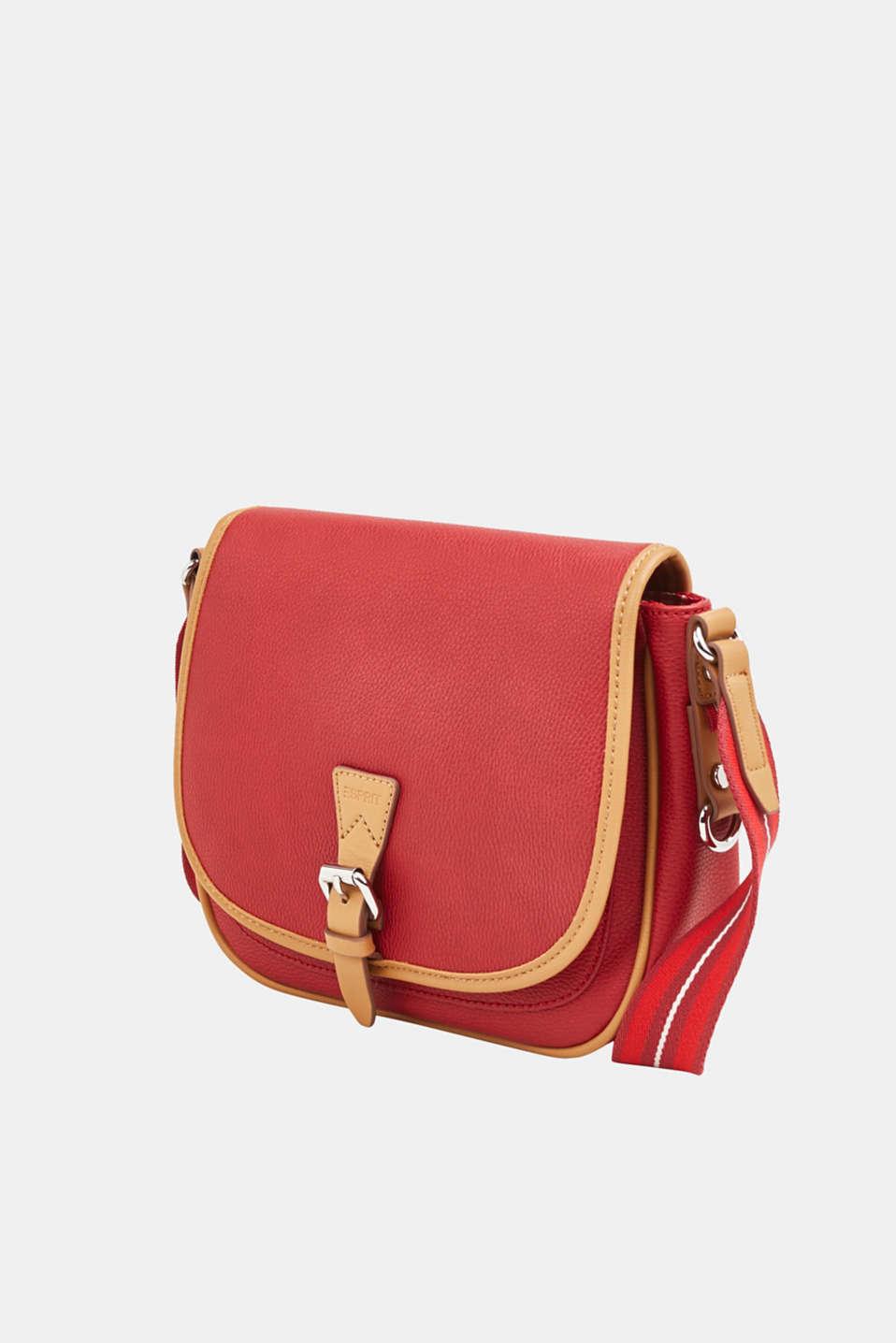 Susie T. shoulder bag, RED, detail image number 2