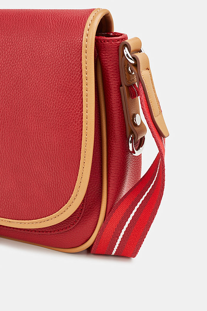 Schultertasche Susie T., RED, detail image number 6