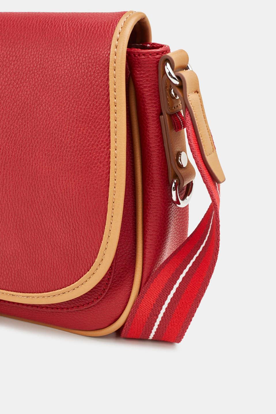 Susie T. shoulder bag, RED, detail image number 6