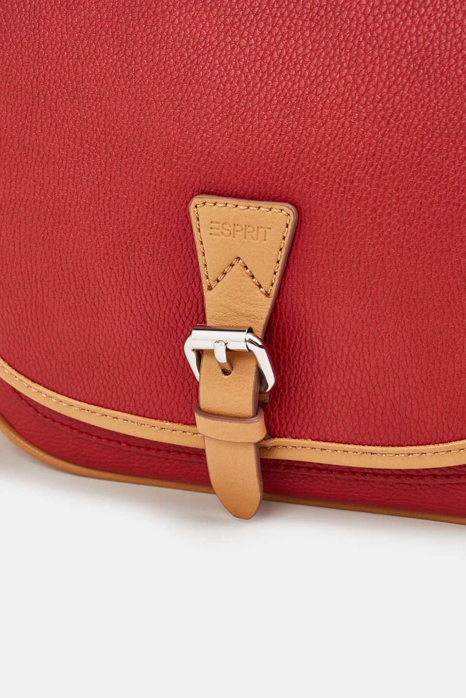 Susie T. shoulder bag, RED, detail image number 3