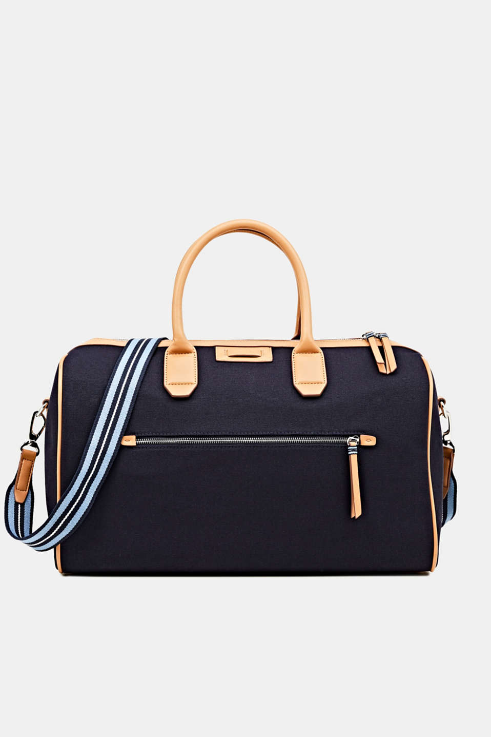 Esprit - Adjustable canvas weekender