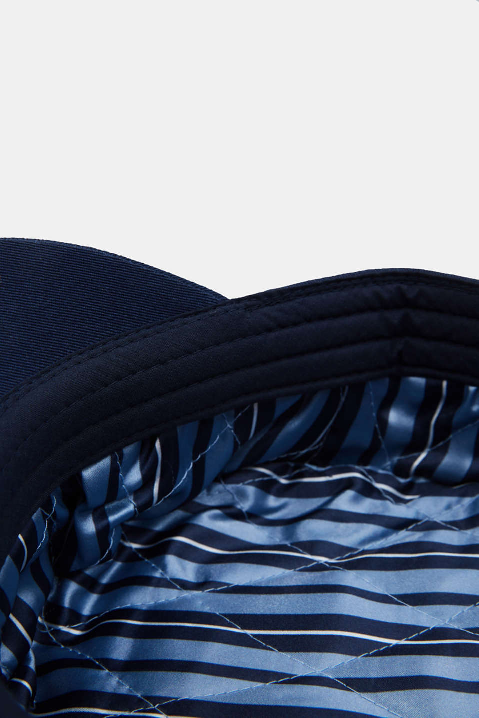 Sailor's cap made of 100% cotton, NAVY, detail image number 3