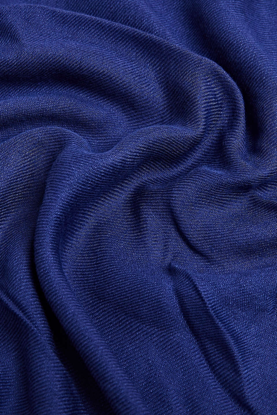 Snood containing LENZING™ ECOVERO™, NAVY, detail image number 2