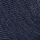 Blended linen: scarf with a crinkle finish, NAVY, swatch