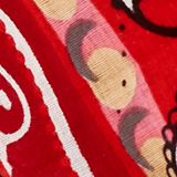 Shawls/Scarves, RED, swatch