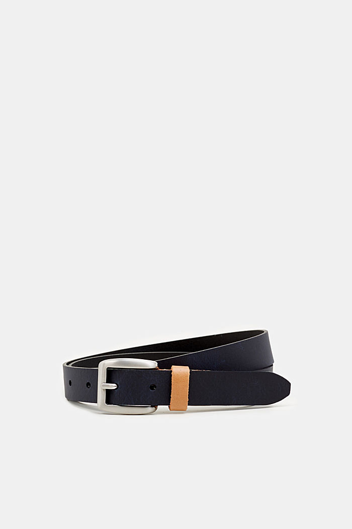 Susie T. range: cowhide leather belt