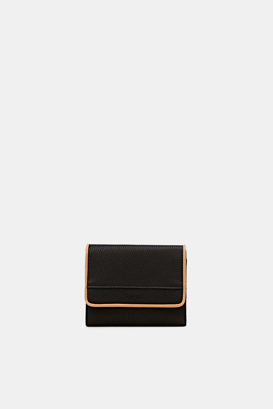 Susie T. range: faux leather purse, BLACK, detail image number 0