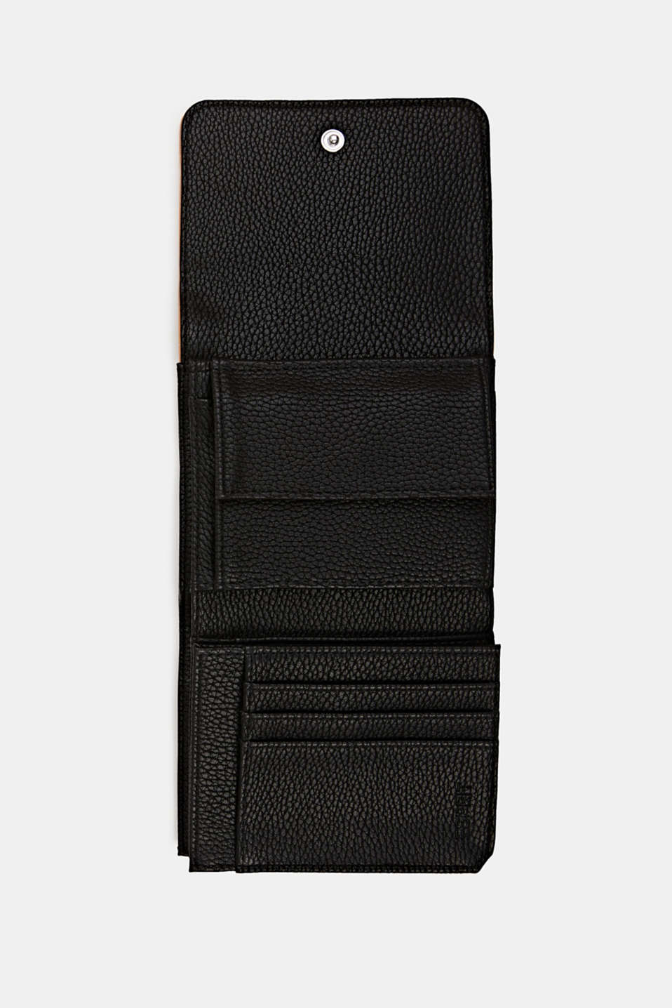 Susie T. range: faux leather purse, BLACK, detail image number 3